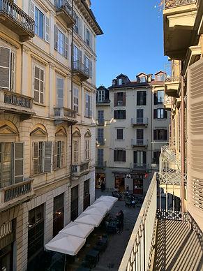 Affitto bilocale arredato con soppalco, via Rattazzi Torino