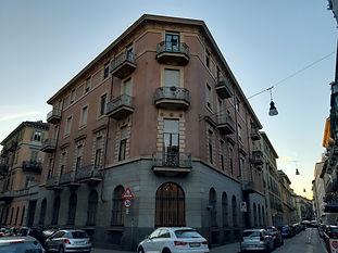 Affitto trilocale arredato via Andrea Doria Torino