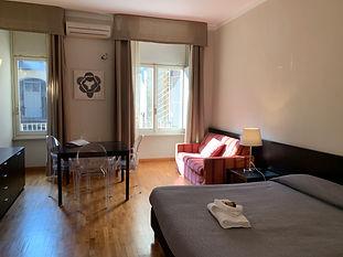 Affitto monolocale arredato, via San Domenico Torino rif. 259