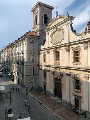 Affitto quadrilocale via Garibaldi Torino