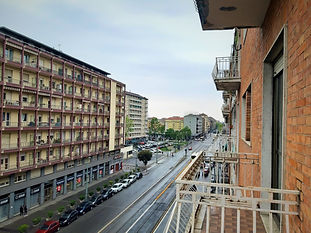 Vendita quadrilocale pressi piazza Derna Torino