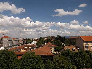 Vendita appartamento panoramico con terrazzo Rivoli