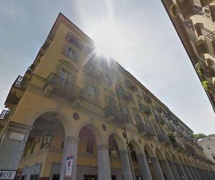 Affitto monolocale mansardato arredato Centro Torino