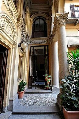 Affitto monolocale mansardato corso Vittorio 108 Torino