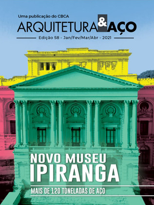 Revista Arquitetura&AÇO , Edição 58