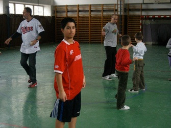 Josef a youth at goodsports