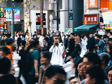 ITINERARIO 4 DÍAS EN TOKYO