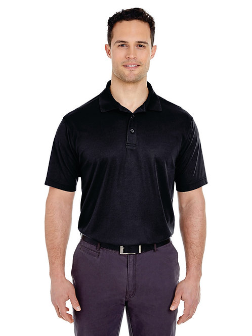 UltraClub Men's Cool & Dry Mesh Piqué Polo