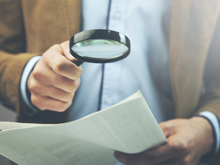 Why do I need searches when I purchase a commercial property?