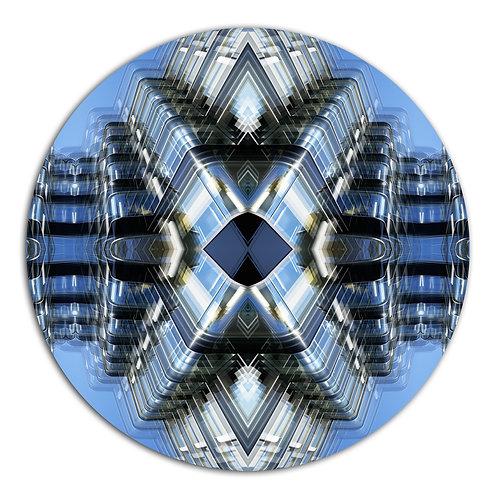 Dynamic Radial Symmetry Zurich #02