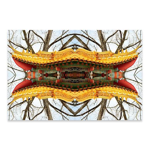 Dynamic Mirror Zurich #10