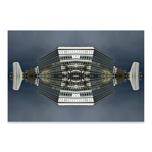 Dynamic Mirror Zurich #08