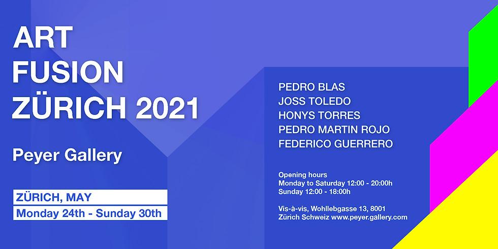 ART FUSION ZURICH 2021 Exhibition