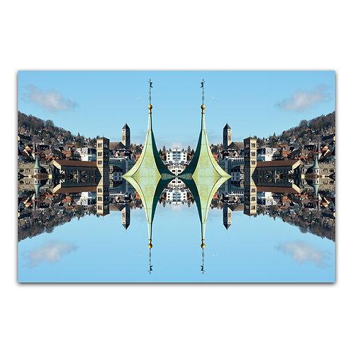 Dynamic Mirror Zurich #05