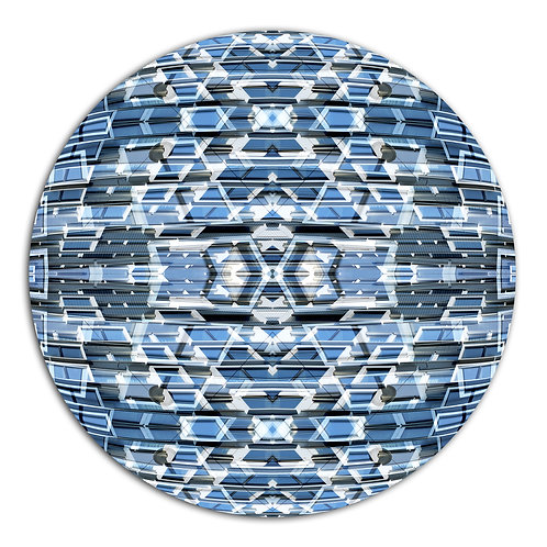 Dynamic Radial Symmetry Zurich #04
