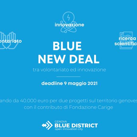 Blue economy: Blue district e Fondazione Carige promuovono lo sviluppo sostenibile