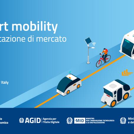 Città Intelligenti, Smart Mobility & Logistics: la consultazione di mercato di Smarter Italy