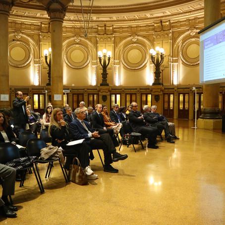 Nel Palazzo Verde del Molo le start-up del Distretto Blu