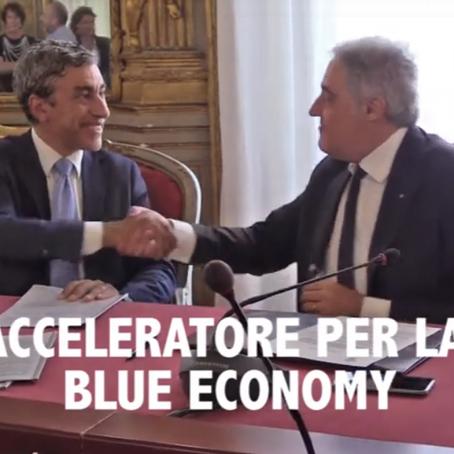 In città un acceleratore di startup sulla blue economy entro fine 2019