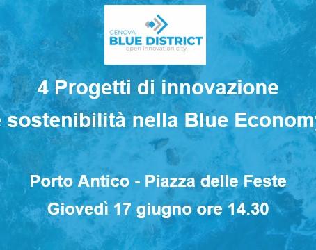 Genova Blue District a The Ocean Race Europe