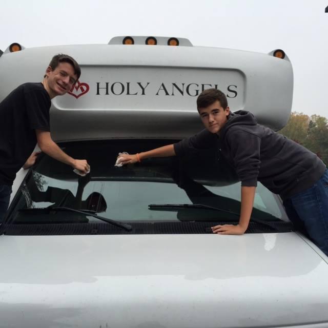 Holy Angels, 1