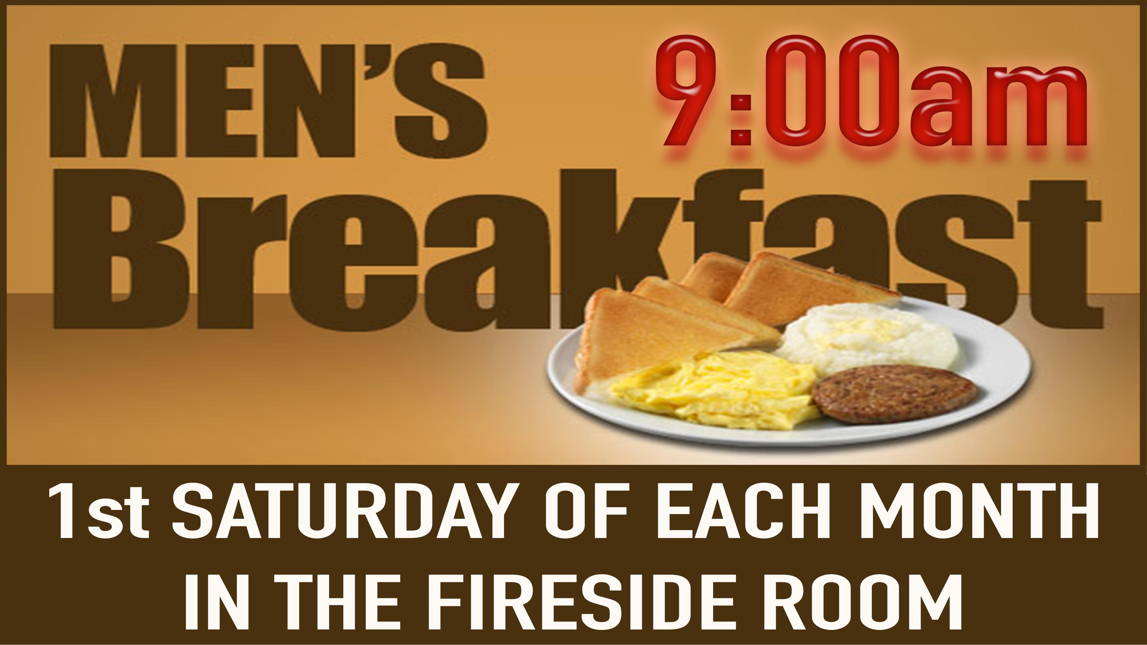 Men's Breakfast1