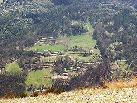 La miellerie des ruchers à Cipières