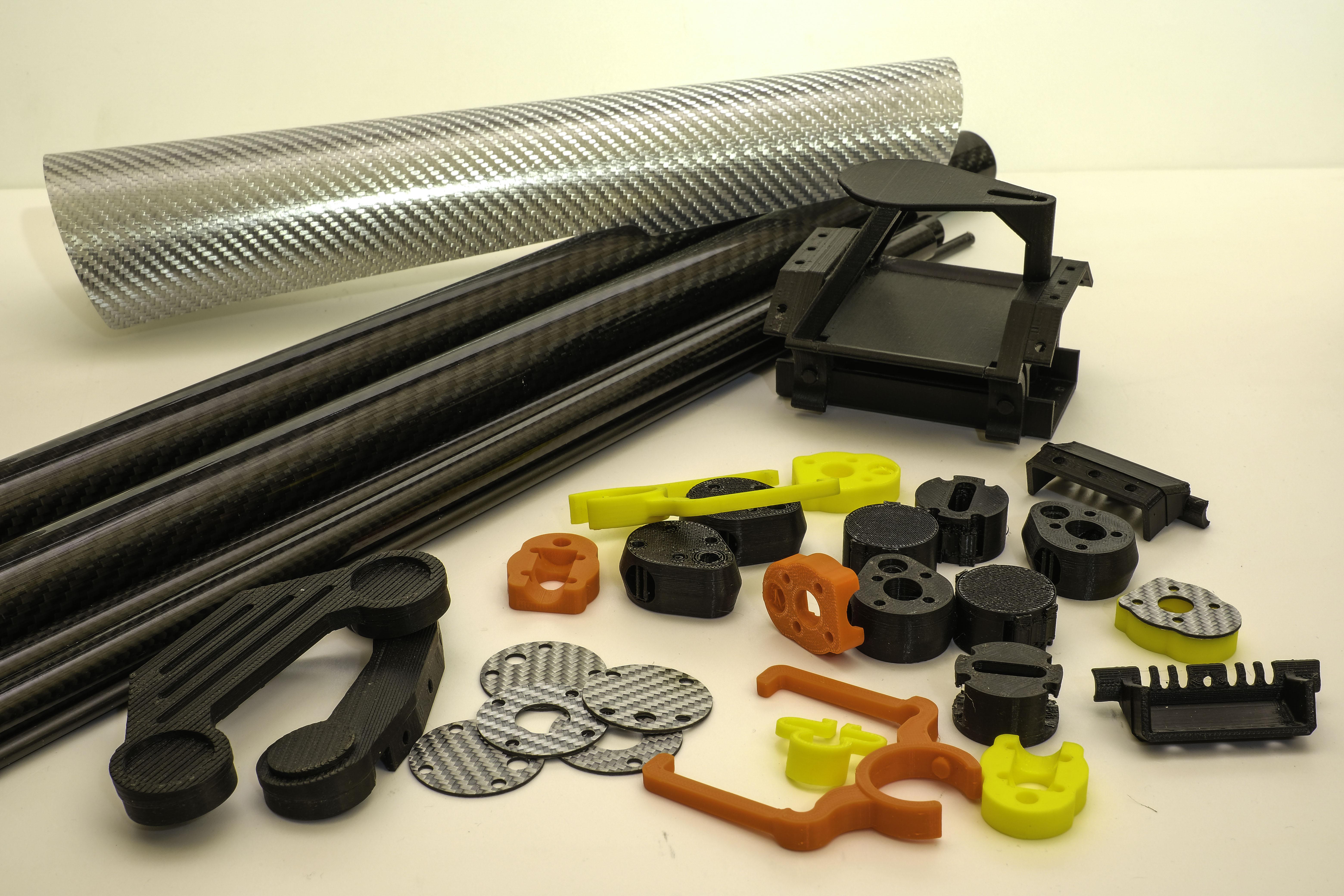 Découpe CNC Moulage & Impression 3D