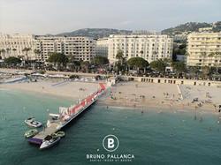Mariage au Martinez Cannes - 2019