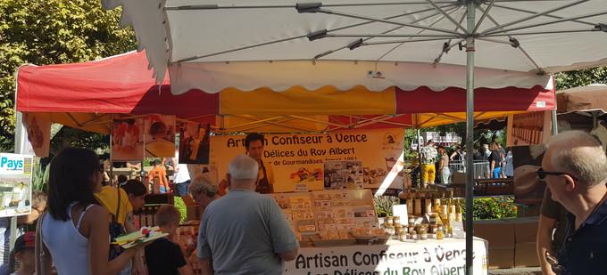 Fête du terroir à St Laurent du Var (06)