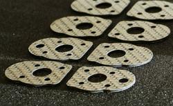 Contre-plaques supports moteurs H450