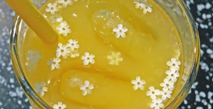 Sirop de fleurs de sureau