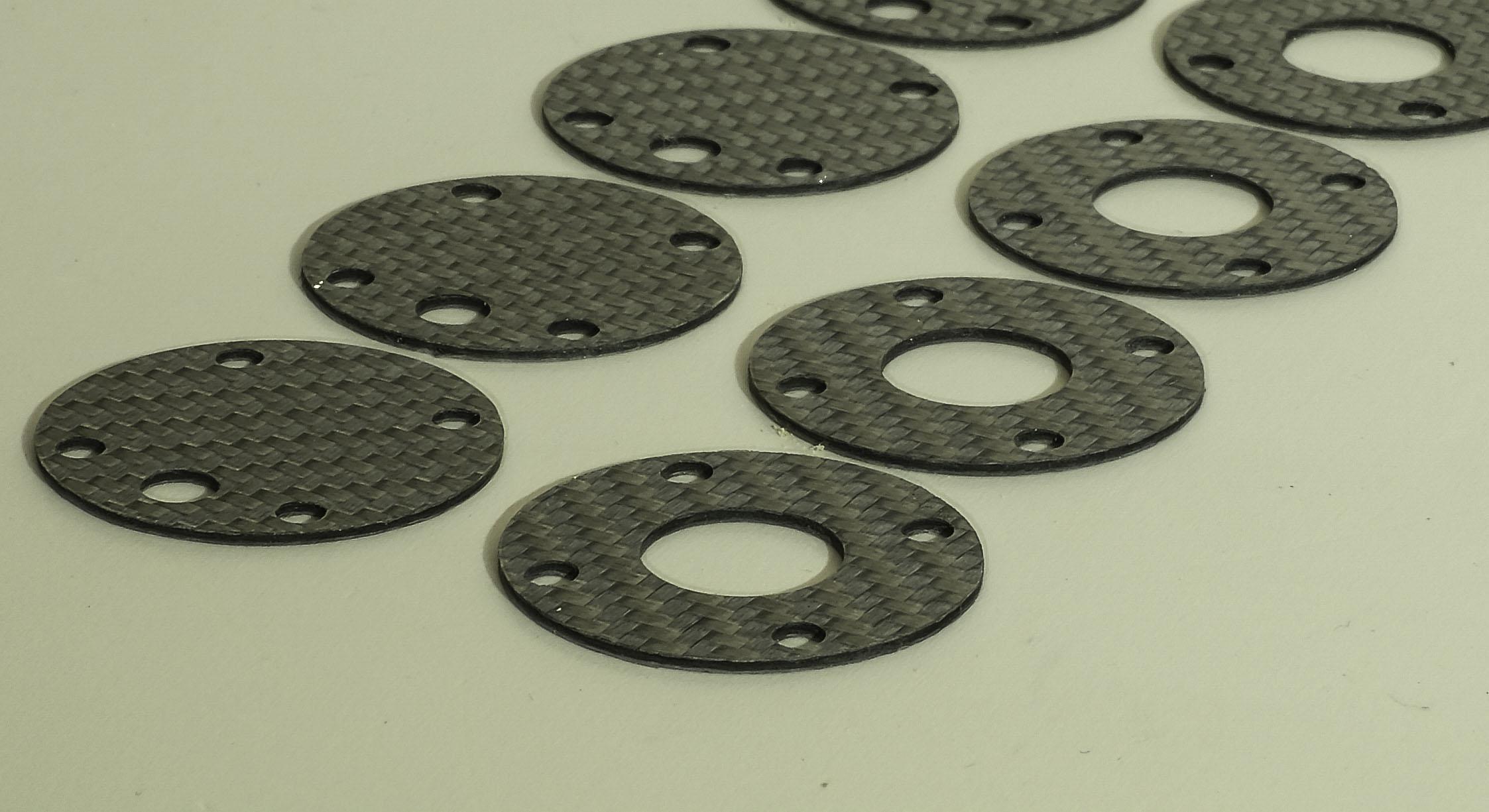 Contre-plaques supports moteurs H580