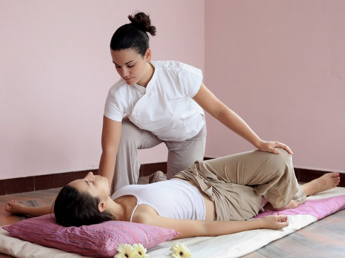 Traditional Thai Dry Massage