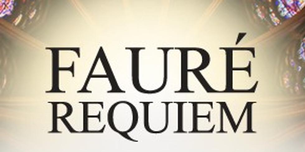 Masterworks Chorale 2018 Summer Sing - Fauré Requiem