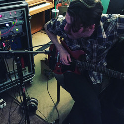 Guitar tracking Los Angeles