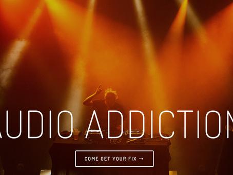 Audio Addiction talks to Joe Robinson.