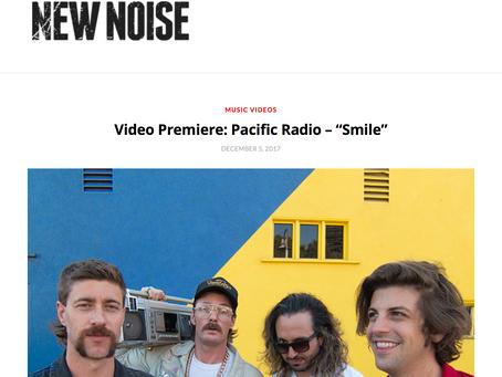 "New Noise Magazine Premiers ""Smile"" Video"
