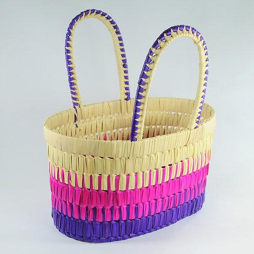 Shading Basket {Blue}