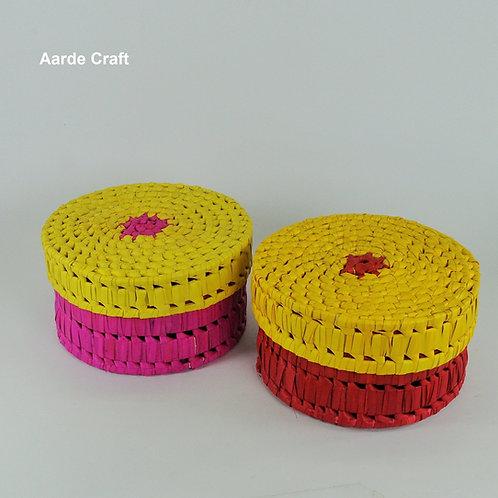 Round Box - Medium