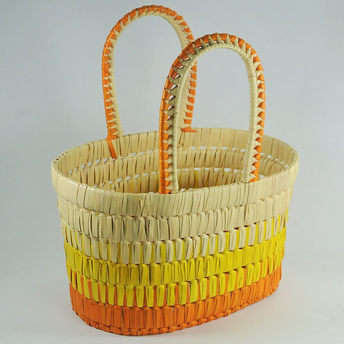 Shading Basket {Orange}