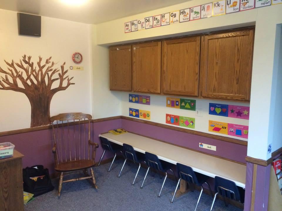 CCC Quiet Room