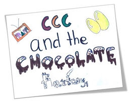 """Laurie Atwood & the Children's Creative Center Present """"CCC and the Chocolate Factory"""""""
