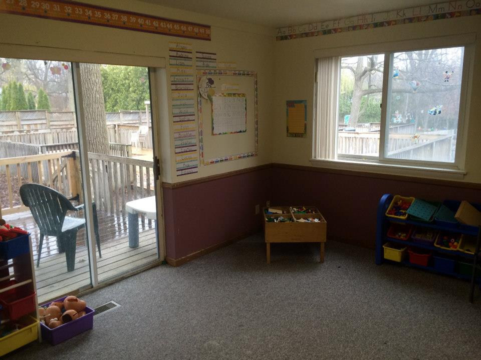 CCC Toddler Room