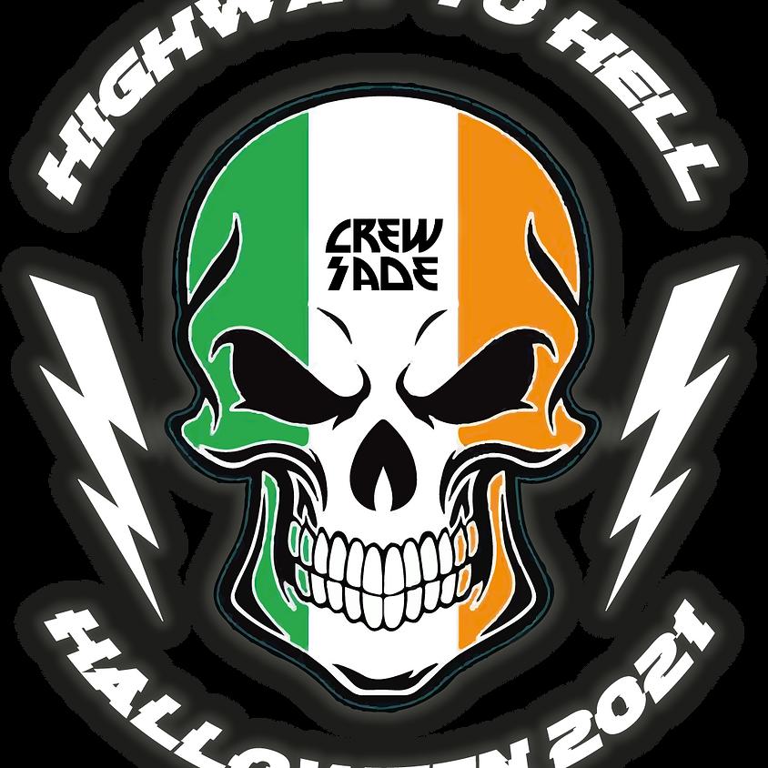 Crewsade presents - Ireland HTH Tour -  Halloween 2021