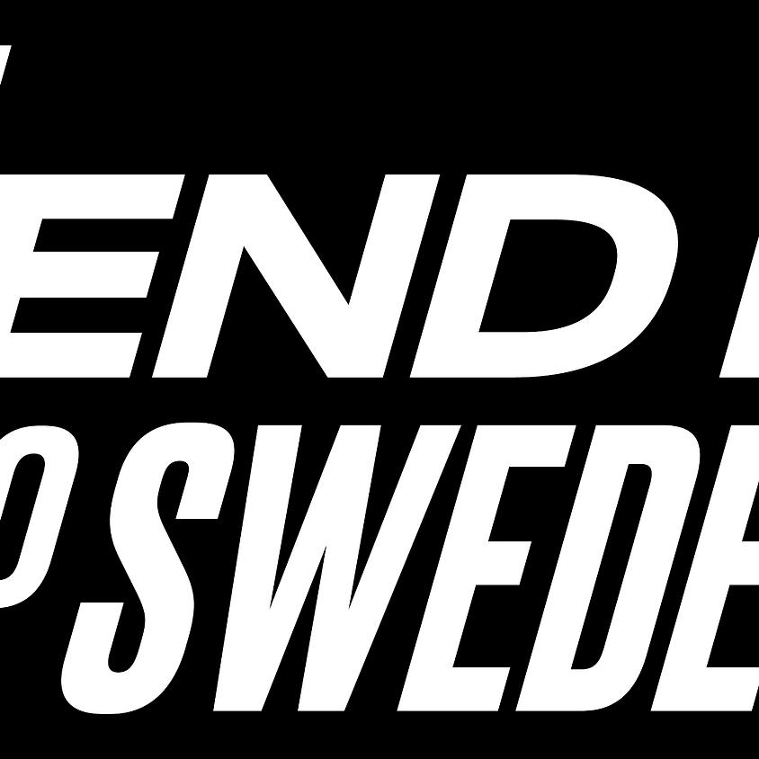 Send it! To Sweden