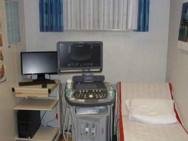 Echokardiographiezimmer