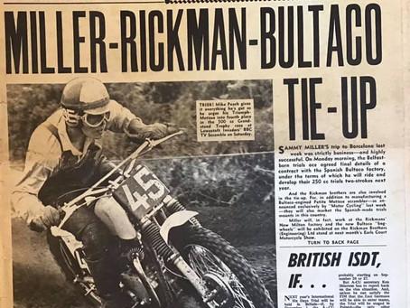Motor Cycling October 31st 1964