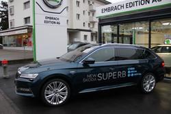 New Superb Hybrid 2020 lavablau