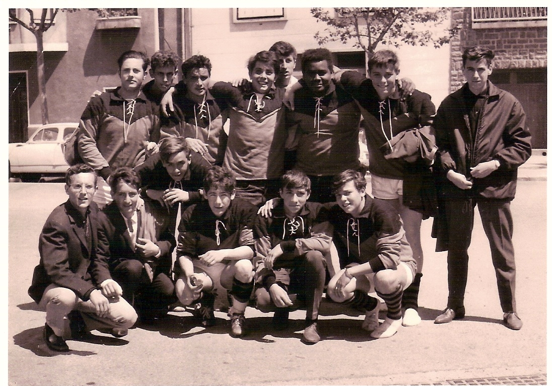 PHOTO RUGBY FRONTIGNAN 1963 2